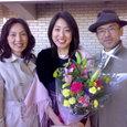 長女 卒業
