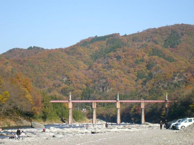 04年11月 長瀞 会社の慰安旅行